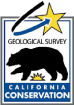 California Conservation Geological Survey logo